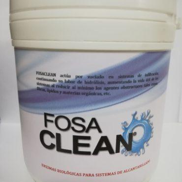 FOSA CLEAN, ENZIMAS BIOLÓGICAS